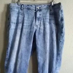Cato high-waist Jeans